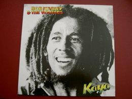 BOB MARLEY & The WAILERS - Kaya - Reggae