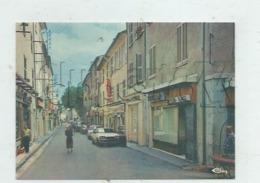 Le Luc (83) : La Rue Principale Commerçante Prise Du Magasin Patisserie Boulangerie Env 1980 (animé) GF. - Le Luc