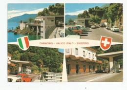 Douane Frontière Italo Suisse Cannobio Lago Maggiore Confine Italo Svizzero - Dogana