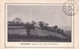 12 - AVEYRON - Bertholène Près Laissac. MIGAYROU, Domaine Des Laur (1640-1913) - France