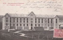 12 - AVEYRON - AUBRAC - Le Sanatorium. - France