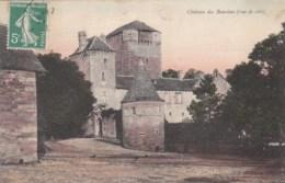12 - AVEYRON - Bertholène - Château Des BOURINES (vue De Côté) - France