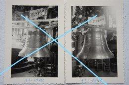 Photo COURT SAINT ETIENNE Genappe Baptème De La Nouvelle Cloche De L'église 1949 - Lieux