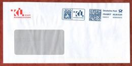 Brief, FRANKIT Pitney Bowes 4D060.., Tigerkopf, Zoo Kaiserslautern, 90 C, 2013 (81554) - Affrancature Meccaniche Rosse (EMA)