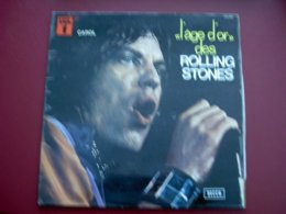 ROLLING STONES - Age D'Or Vol 1 -  Carole - Rock