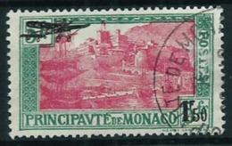 Mónaco Nº A-1 Usado Cat.32€ - Airmail