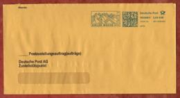 Postzustellungsauftrag, FRANKIT Pitney Bowes 4D110.., Kieler Woche, 263 C, 2014 (81558) - Machine Stamps (ATM)