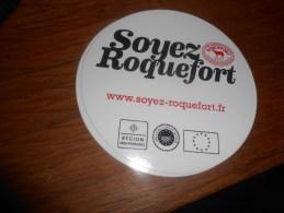 Autocollant SOYEZ ROQUEFORT  Région Midi Pyrénées - Adesivi