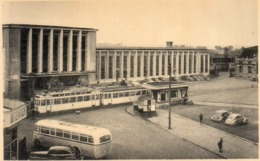 MONS VILLE - Chocolat Martougin) -  La Gare - Mons