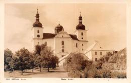 BRUNNI ENGELBERG SWITZERLAND ~ KIRCHE ~1939 WOLF PHOTO POSTCARD 42269 - Altri