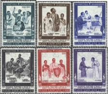 Vatikanstadt 471-476 (complete Issue) Unmounted Mint / Never Hinged 1965 Canonization - Unused Stamps