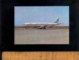 Aviation Avions : Avion Mc DONNELL DOUGLAS Jet DC8  UTA Airlines AIRWAYS  Aircraft Plane Flugzeug - 1946-....: Era Moderna