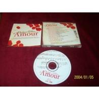 QUELQUE  MOTS  D'AMOUR    18  TITRES - Compilations