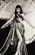 PHOTO POSTCARD Claudette Colbert 1 - Mujeres Famosas