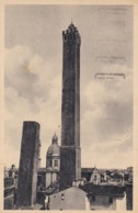 CARTOLINA - BOLOGNA - TORRI ASINELLI E GARISENDA - VIAGGIATA PER VITTORIO VENETO ( TREVISO) - Bologna