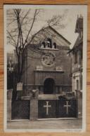 Paris 16e - Eglise Protestante D'Auteuil - 53 Rue Erlanger - Architectes : Wulffleff Et Verrey - (n°16507) - Iglesias