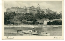V 10501 - Budapest (historical View) 1936 - Ungheria