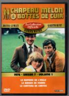 DVD Chapeau Melon & Bottes De Cuir - TV-Serien
