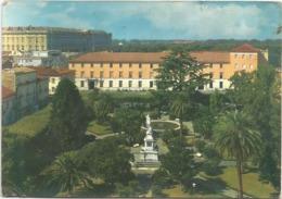 Z5026 Caserta - Piazza Vanvitelli - Panorama / Viaggiata 1964 - Caserta