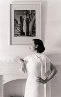 Dolores Del Río PHOTO POSTCARD 4 - Mujeres Famosas