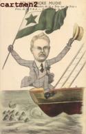 CARICATURE POLITIQUE ESPERANTO BOLINGBROKE MUDIE ILLUSTRATEUR JEAN ROBERT ESPERANTISTE - Esperanto