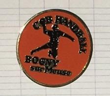 Pin's HANDBALL - BOGNY SUR MEUSE - Handball