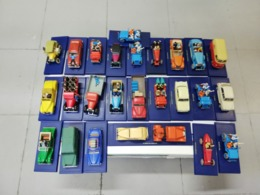 28 Auto De La Collection Atlas - Tintin