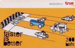 TAILANDIA. Faster Is Better 09/11. 12/2008. True-041. (075) - Tailandia