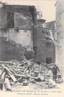 EVENEMENTS Catastrophe - 13 - PELISSANNE : Tremblement De Terre Du 11/06/1909 - Maison Dévastée - CPA - Bouches Rhône - Rampen