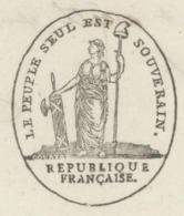 Héraldique Strasbourg An 4 – 26.9.1795 Signature Fricot, Représentant Du Peuple 'Zimmerbach' - Documents Historiques