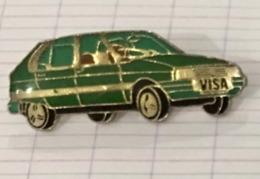 Pin's CITROEN - VISA - Citroën