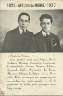 1925 - Autour Du Monde - 1930 , Partis De Vienne , Formas CPA - Wien