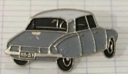 Pin's CITROEN - DS - Citroën