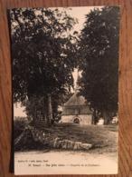 Cpa, Ussel - Chapelle De La Chabanne, Série Nos Jolis Coins, éd H.Puech, écrite - Ussel