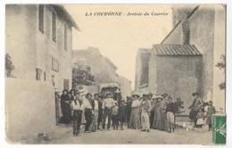 CPA 16 LA COURONNE Arrivée Du Courrier - Autres Communes
