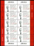 BRD - Mi 3502 - ** Postfrisch - 270C     Fritz Bauer - Ausgabe 02.11.2019 - Unused Stamps