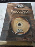 Card Pubblicita Disco COMPLESSO I POOH  PINOCCHIO  N2003  HG1546 - Musica E Musicisti