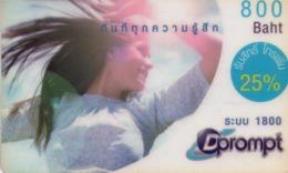 TAILANDIA. Good Feeling Girl. 02/2005. TH-Happy-0175. (036) - Tailandia