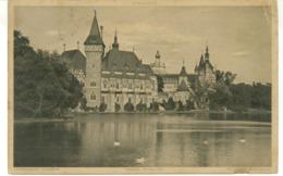 V 10511 - Budapest - Ungar Schloss - Ungheria