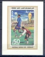 O37- Syria 2006. Football World Cup Germany. - Syria