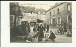 25 - Doubs - Baume Les Dames - Place De La Gendarmerie - Belle Animation - - Baume Les Dames