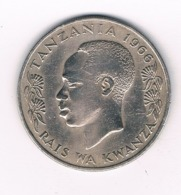 1 SHILINGI 1966 TANZANIA /8374/ - Tanzania