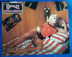"Erotik-Kino-Film ""ROSALIE - HEISSE KÖRPER"" (half Nude - Woman - Halb-nackt) # Original Altes Kinoaushangfoto # [19-4188] - Fotos"
