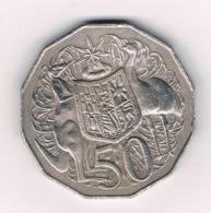 50 CENTS 1979 AUSTRALIE /8376/ - Monnaie Décimale (1966-...)
