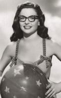 Geraldine Brooks  PHOTO POSTCARD 1 - Mujeres Famosas