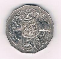 50 CENTS 1999 AUSTRALIE /8377/ - Monnaie Décimale (1966-...)