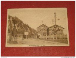 MARCHE LES DAMES  -  La  Gare - Namen