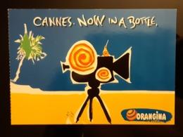 Orangina Carte Postale - Publicité