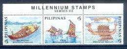 O51- Philippines Philippinen Pilipinas Filipinas 2000 Millennium Stamps. - Filippine