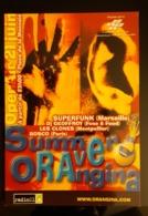 Orangina Carte Postale - Advertising